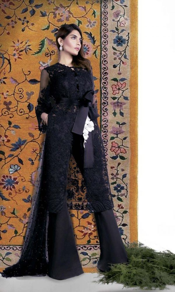 Sana Safinaz Luxury Embroidered Eid Collection 2017-18 (8)