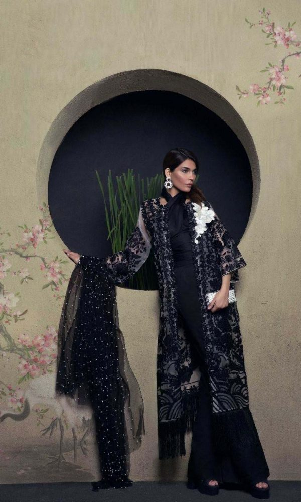 Sana Safinaz Luxury Embroidered Eid Collection 2017-18 (9)