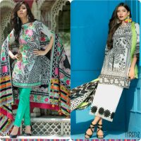 Thredz Unstitched Lawn Collection 2017-18 Eid Edition (10)