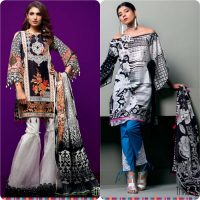 Thredz Unstitched Lawn Collection 2017-18 Eid Edition (13)