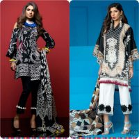 Thredz Unstitched Lawn Collection 2017-18 Eid Edition (3)