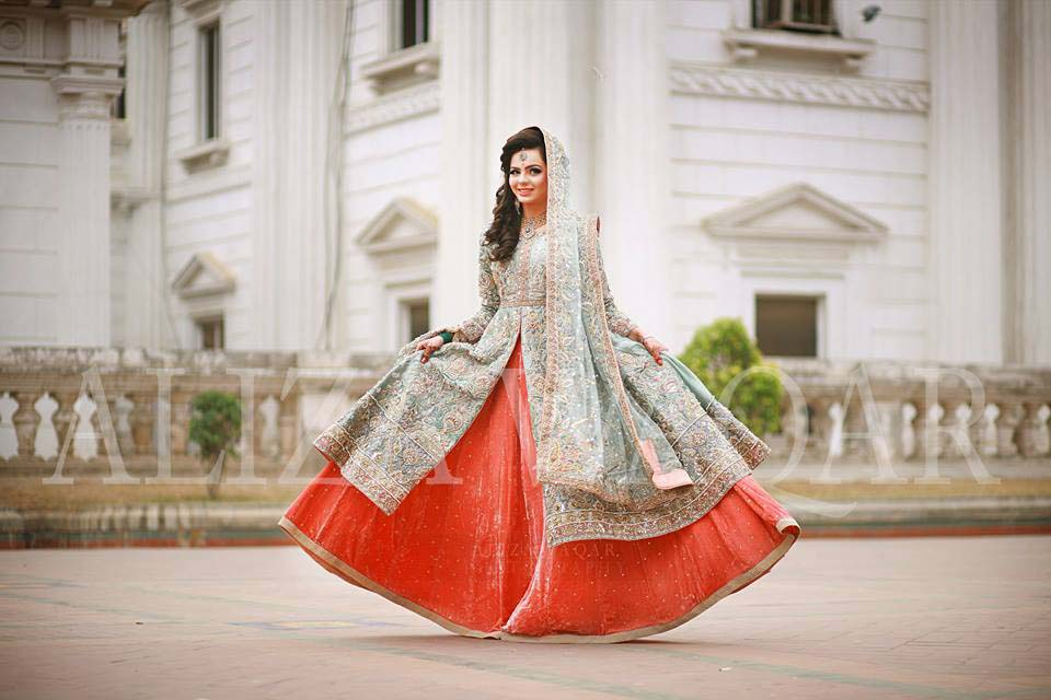 Bridal Wedding Shoot by Pakistani Photographers | Stylo Planet
