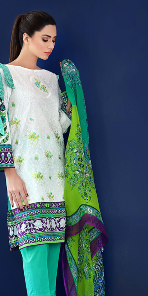 Gul Ahmed Festive Eid-UL-Azha Collection for Women 2017-18 (1)