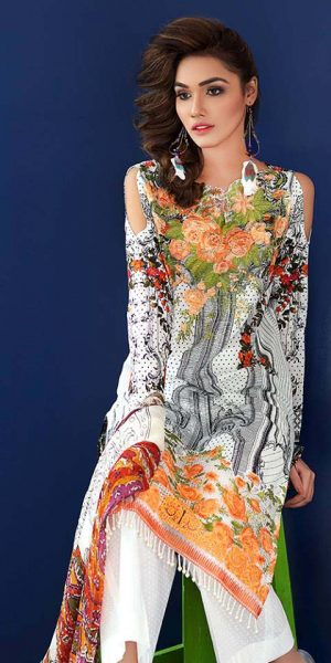 Gul Ahmed Festive Eid-UL-Azha Collection for Women 2017-18 (3)
