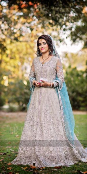 Pakistai Bridals Beautiful Walima Dresses 2017 Latest Trends (25)