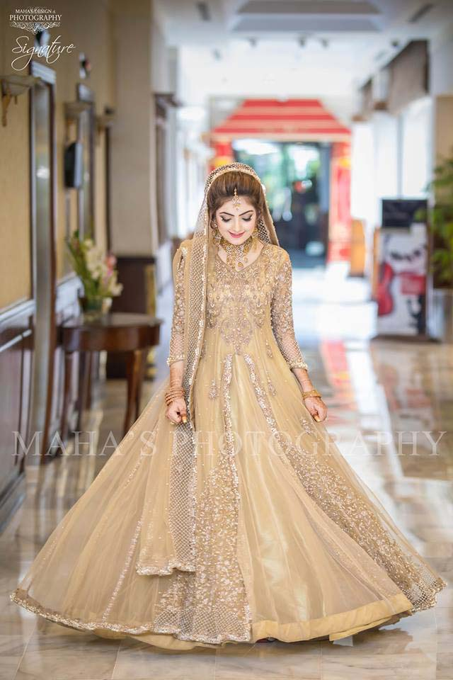e92bd7643 Bridal Walima Dresses Designs for Asian Brides