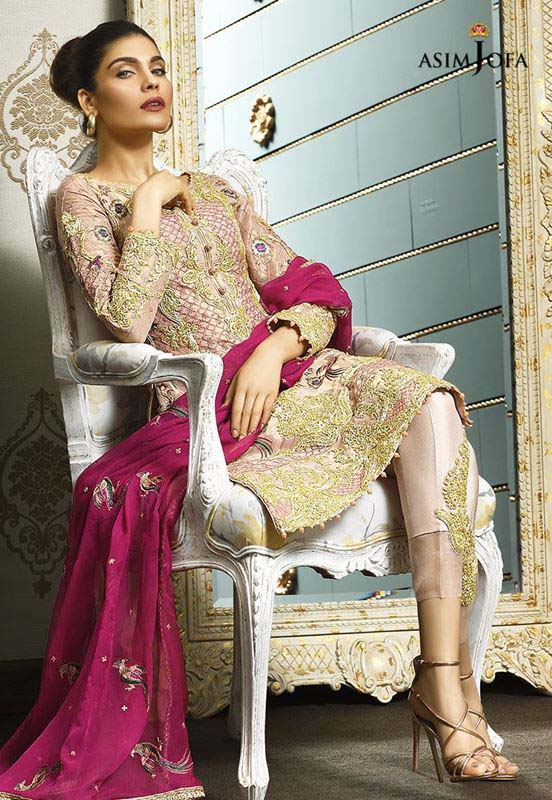 Women Eid-ul-Azha Dresses Collection 2017-2018 by Pakistani Designers