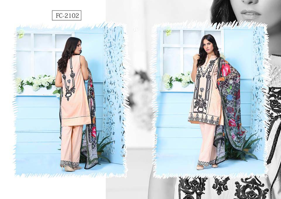 Flora Latest Eid Dresses