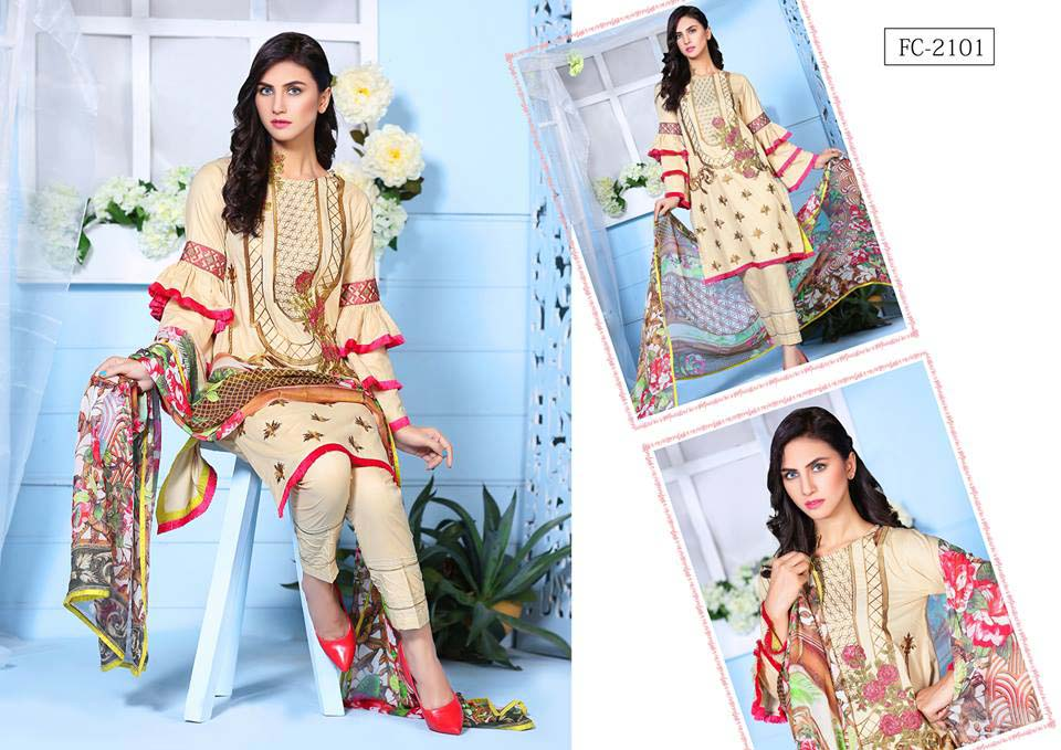 Eid Dresses by Flora
