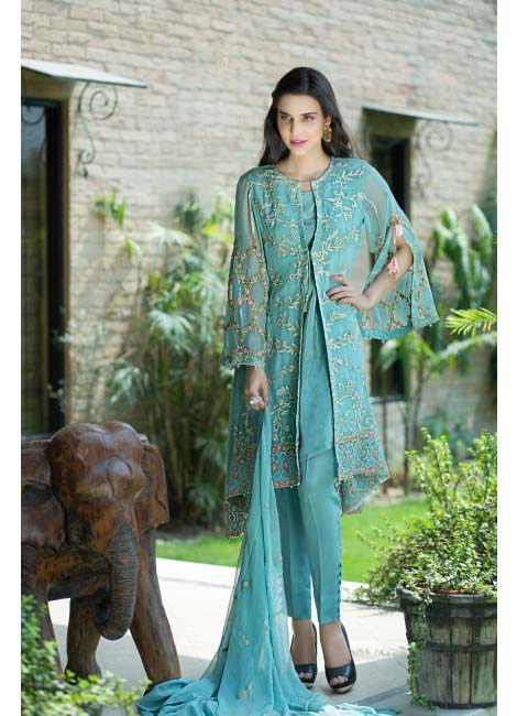 Inzik Eid-ul-Azha Festive Luxury Collection 2017-2018