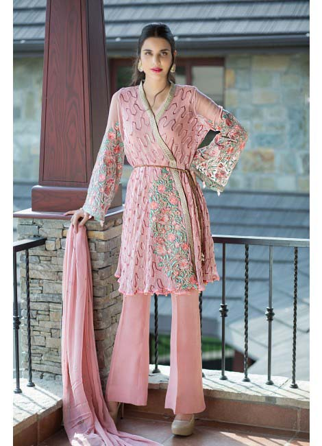 Embroidered Eid Dresses 2017