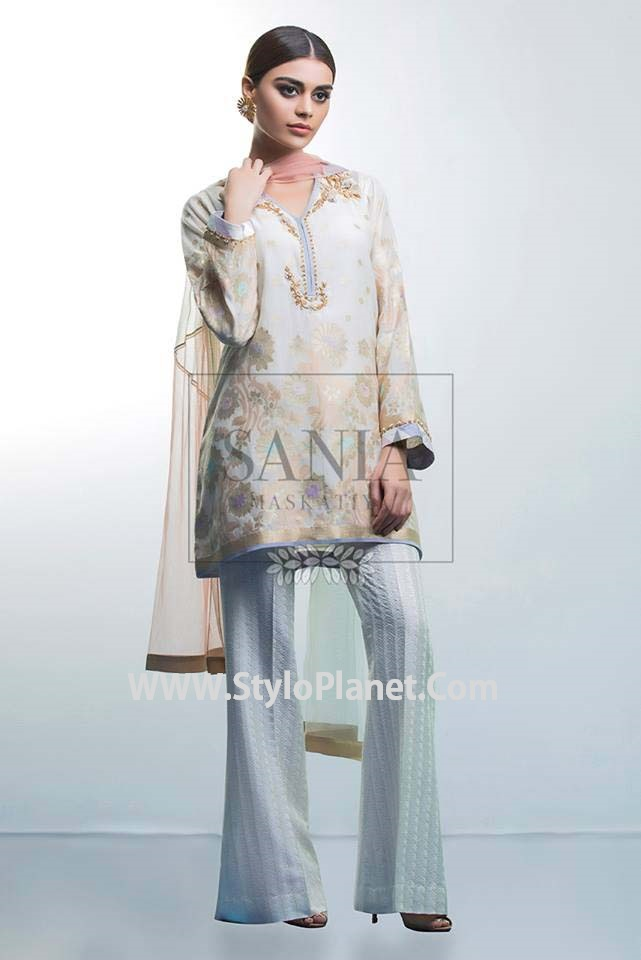 Sania Maskatiya Party Wear