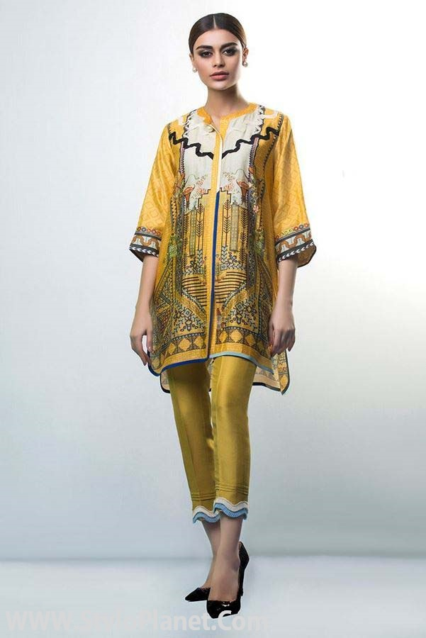 Sania Maskatiya Eid Collection