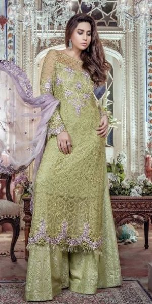 Women Eid-ul-Azha Dresses Collection 2017-2018 by Pakistani Designers (9)