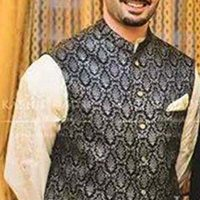 Latest Men Mehndi Dresses Shalwar Kameez and Kurta Designs 2017-2018 (16)