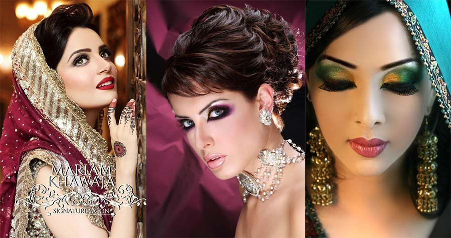 Arabic Bridal Makeup With Complete Tutorial | Stylo Planet
