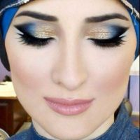 Latest Best Arabic Bridal Makeup Tips & Ideas With Complete Guideline (7)