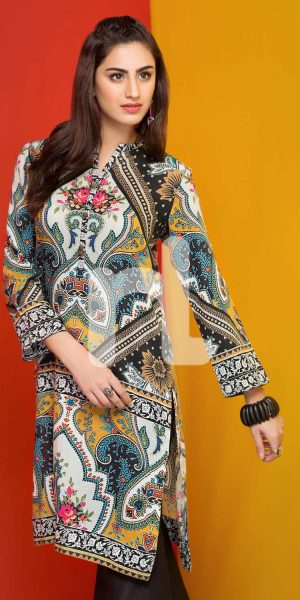 Nishat Linen Winter Stitched Shirts Collection 2017 (1)