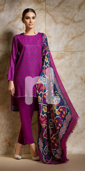 Nishat Linen Winter Stitched & Unstitched Collection 2017-18 for Women (3)