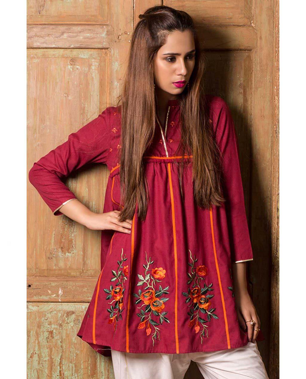 Kurta Shalwar Design  Ladies