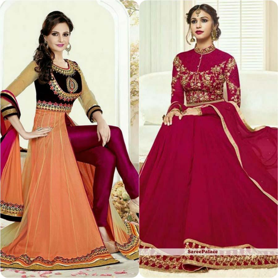 9815a50996d82 Beautiful Indian Dresses 2018