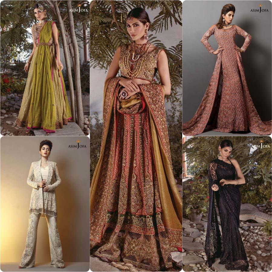 b0b4aeda26 Asim Jofa Latest Bridal Dresses Collection | Stylo Planet