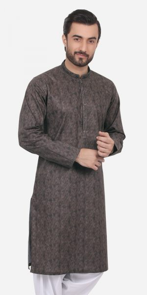 Edenrobe Spring Summer Collection for Men 2018-2019 Kurtas Collection (11)
