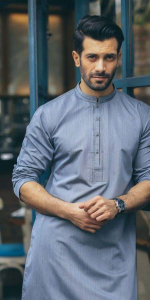 Edenrobe Spring Summer Collection for Men 2018-2019 Kurtas Collection (13)