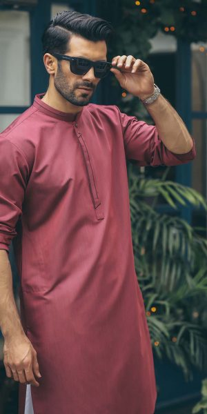 Edenrobe Spring Summer Collection for Men 2018-2019 Kurtas Collection (14)
