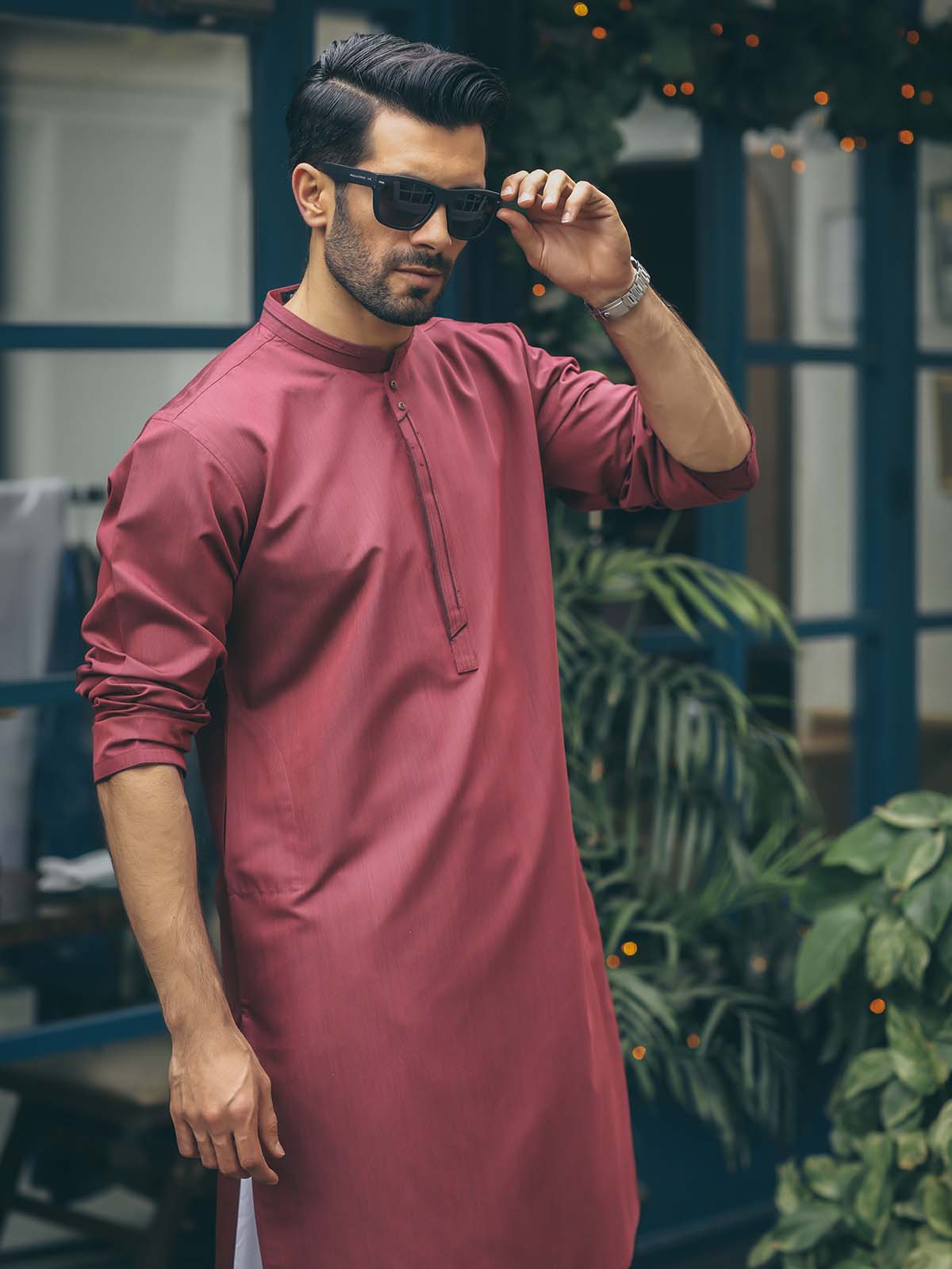 Edenrobe Spring Summer Collection for Men 2018-2019 Kurtas Collection
