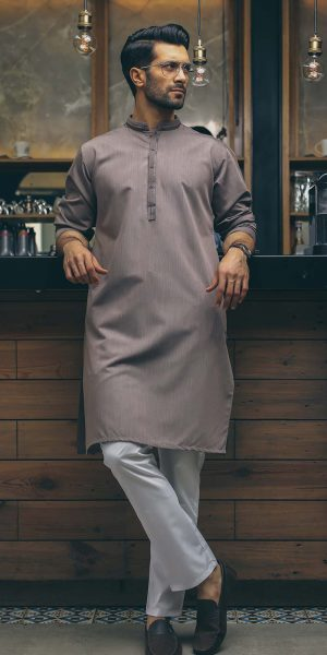 Edenrobe Spring Summer Collection for Men 2018-2019 Kurtas Collection (17)