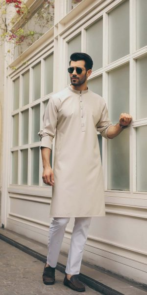 Edenrobe Spring Summer Collection for Men 2018-2019 Kurtas Collection (18)
