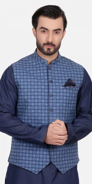 Edenrobe Spring Summer Collection for Men 2018-2019 Kurtas Collection (2)