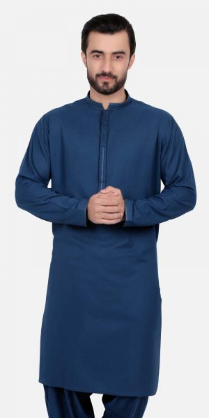 Edenrobe Spring Summer Collection for Men 2018-2019 Kurtas Collection (4)