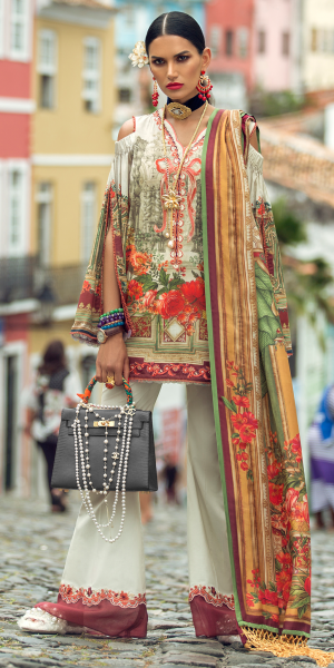 Elan Spring Summer Designers Dresses Collection 2018-2019 (1)