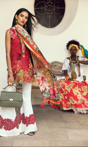 Elan Spring Summer Designers Dresses Collection 2018-2019 (10)