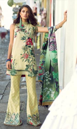 Elan Spring Summer Designers Dresses Collection 2018-2019 (16)