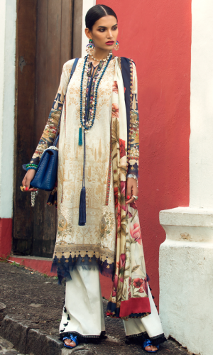Elan Spring Summer Designers Dresses Collection 2018-2019 (17)