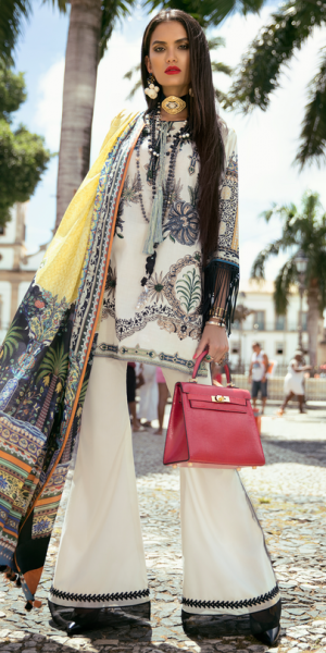 Elan Spring Summer Designers Dresses Collection 2018-2019 (2)