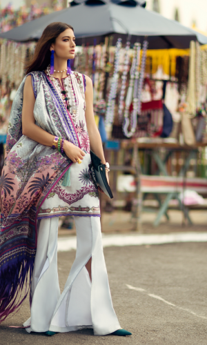 Elan Spring Summer Designers Dresses Collection 2018-2019 (3)