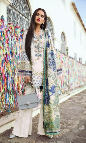 Elan Spring Summer Designers Dresses Collection 2018-2019 (9)