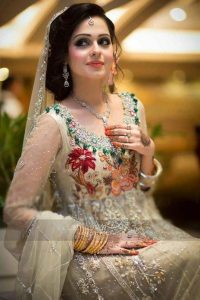 Latet Pakistani Bridals Hairstyle Ideas & Jwelery Designs 2018-2019 (17)