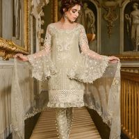Maria.B Latest Summer Lawn Collection 2018-2019 Complete Catalogue (10)