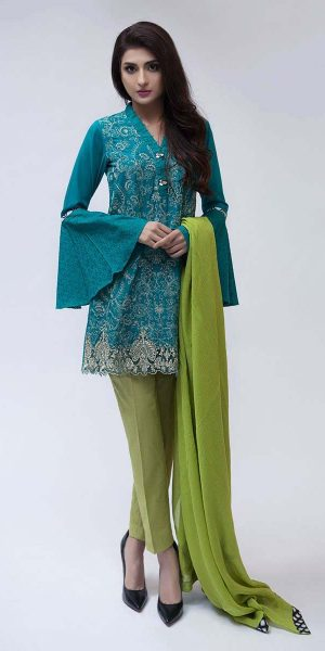 Maria.B Latest Summer Lawn Collection 2018-2019 Complete Catalogue (6)