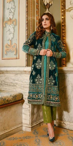 Maria.B Latest Summer Lawn Collection 2018-2019 Complete Catalogue (9)