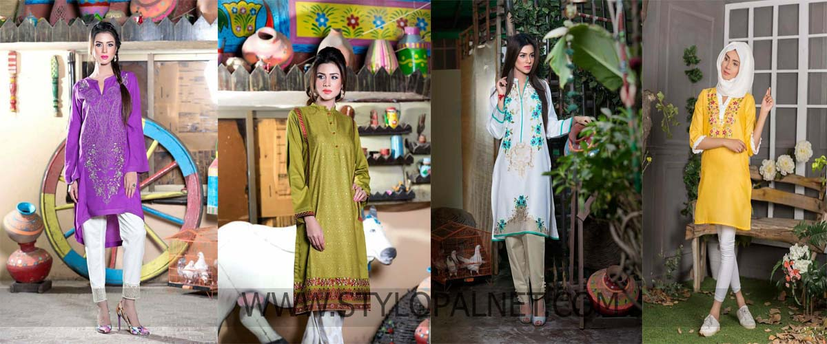 Sparkles Pret Summer Collection for Women 2018 New Arrivals