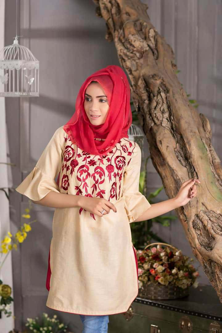 Tunics With Hijab