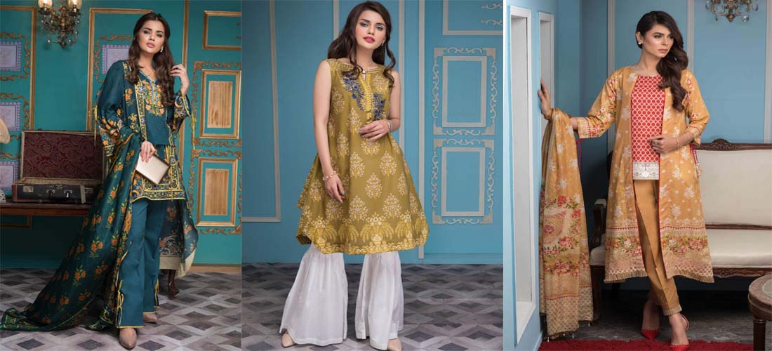 Zeen New Arrival Women Summer Collection 2018-2019