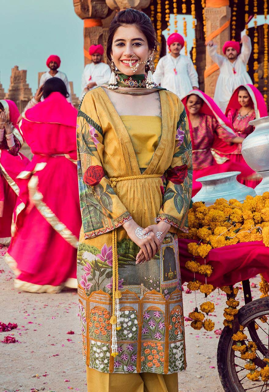 Top 10 Best Pakistani Designers and Brands Summer Dresses 2021 To Wear