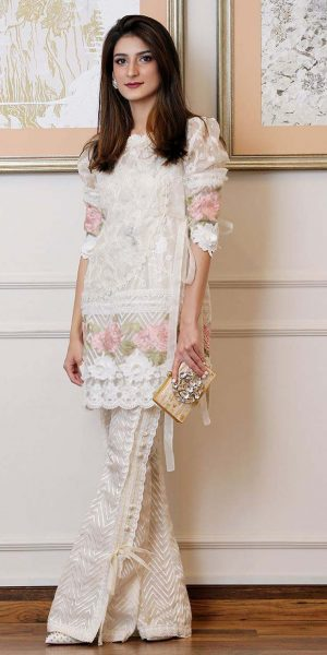 Farah Talib Aziz Summer Lawn Collection 2018 (1)
